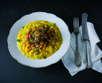 OSSOBUCO MIT RISOTTO MILANESE