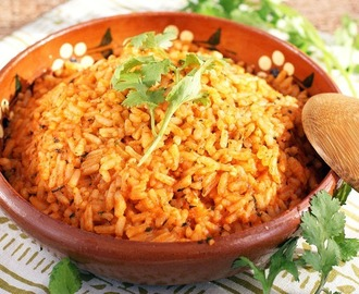 Easy 10 Minute Mexican Rice