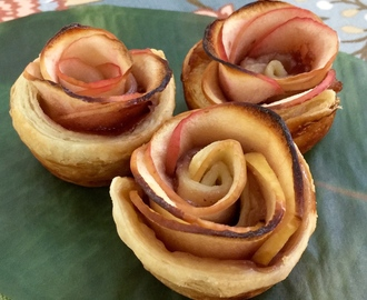 Mini Apple Rose Desserts: #Recipe