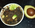This is THE Best Black Bean Soup.