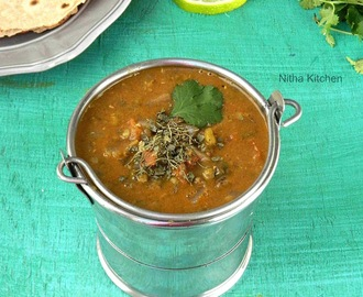 Hara Moong Dal Tadka | Green Moong Dal Fry