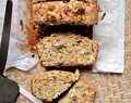 almond coconut loaf