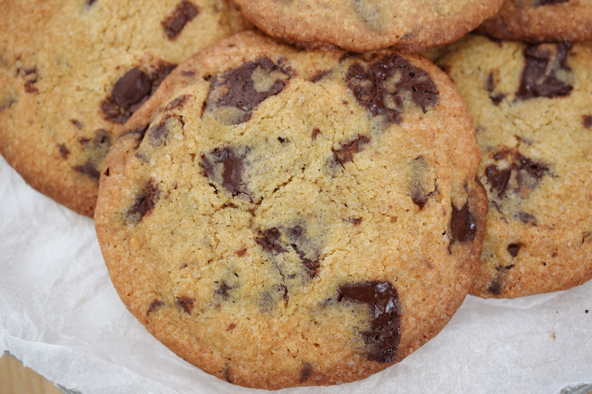 The Classics - Chocolate Chip Cookies