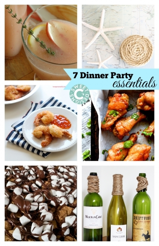 7 Dinner Party Essentials