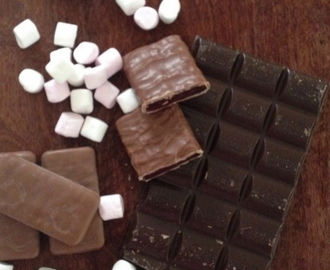 Sunday Sweets: Tim Tam Rocky Road
