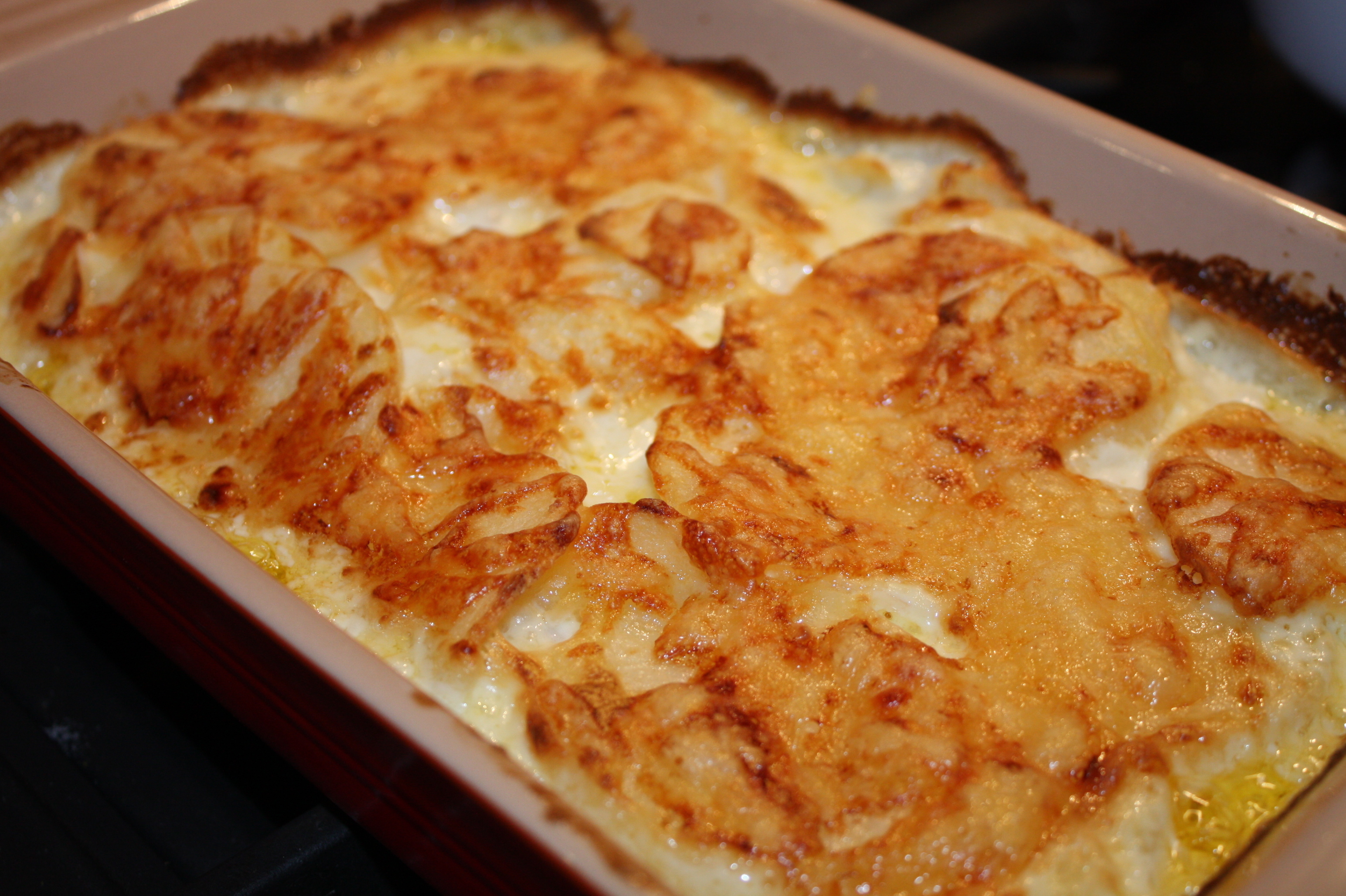 Recipe: Dauphinoise Potatoes
