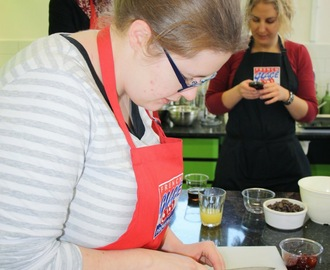 Cookery Workshop with French Glace Cherries