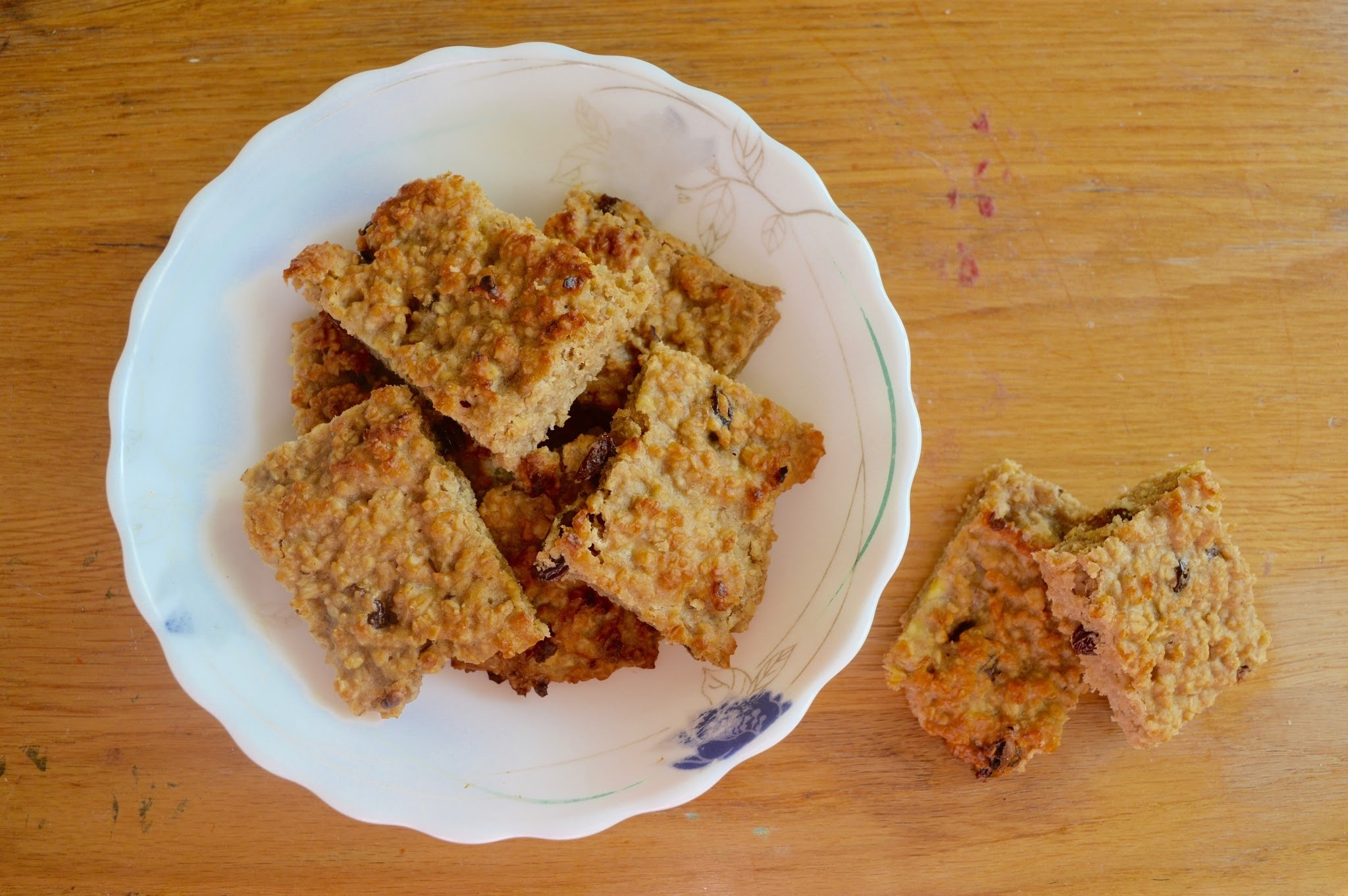 Vegan Protein Flapjacks | Recipe