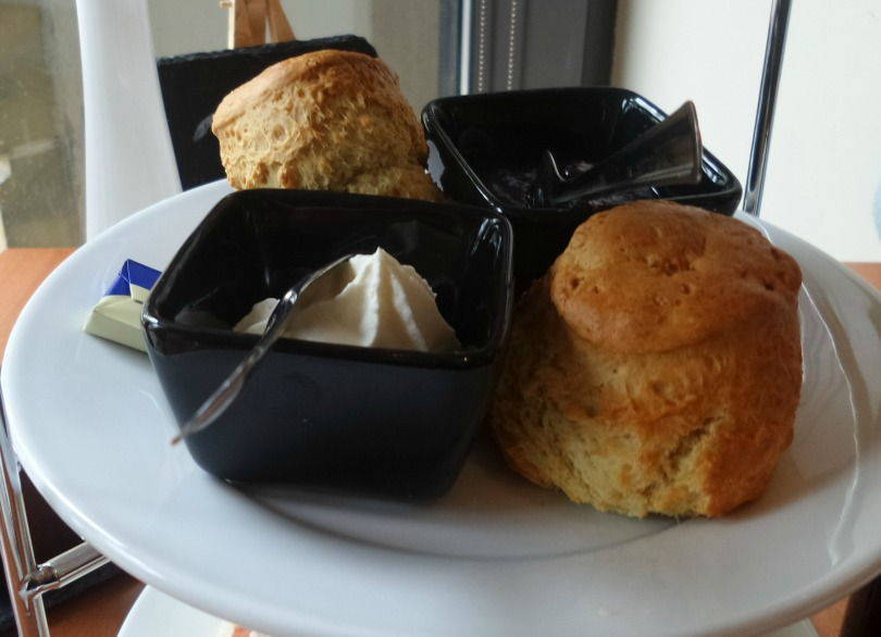 Afternoon Tea at the Copthorne Hotel, Newcastle