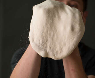How To Make Pizza Dough From Scratch At Home