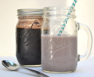 Homemade DIY Chocolate Syrup