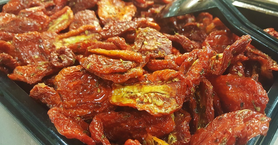 Sun Dried Tomato Pickle | Endu Tomato Pachadi – Andhra Tomato Pickle