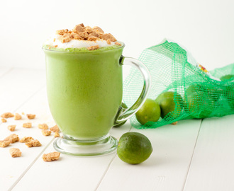 Key Lime Pie Green Smoothie
