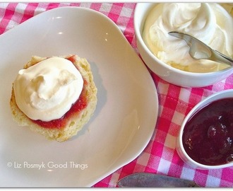 On baking featherlight buttermilk scones and a few scone recipes