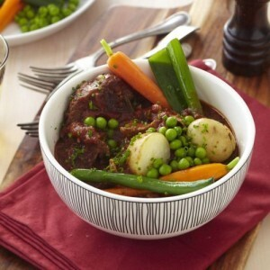 French Style Navarin of Lamb with Vegetables