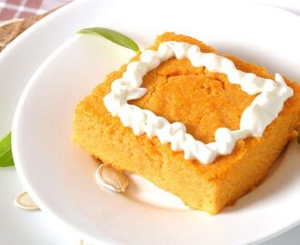 Weight Watchers Pumpkin Pie – Just 1 Point Per Serving