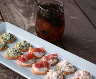 Cracker Appetizer Ideas