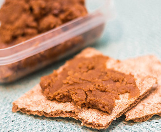 Recept: Gingerbread amandelspread