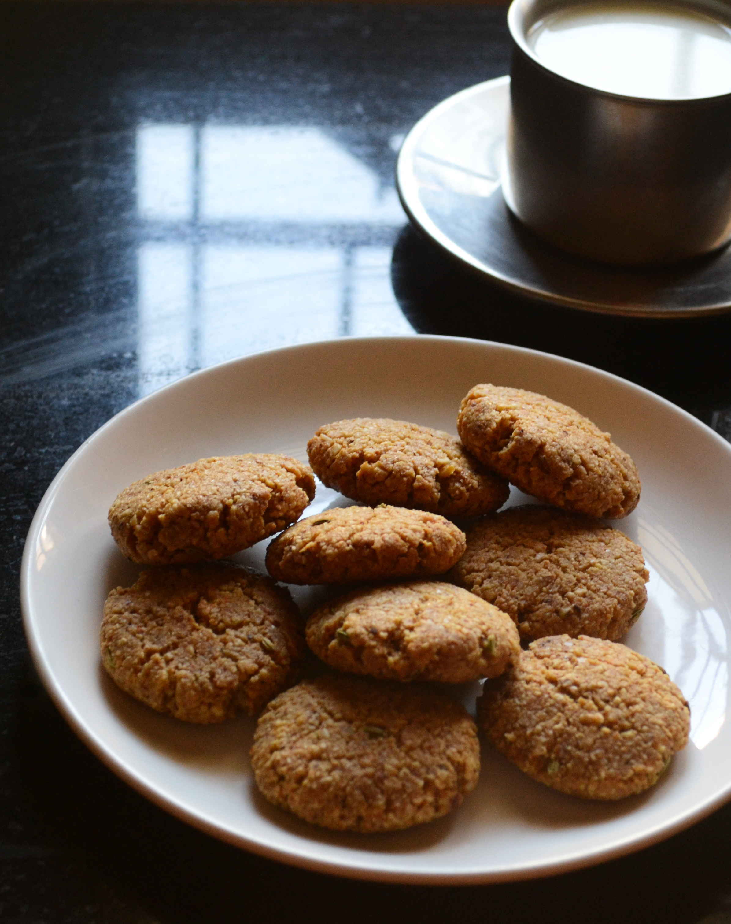 Egg Free Pumpkin Seeds Cookies – Easy Paleo Cookies