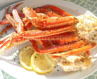 Snow Crab Legs Recipe