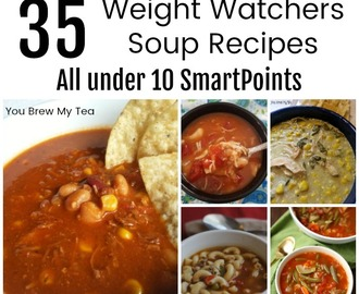 25 Easy Weight Watchers Soup Recipes