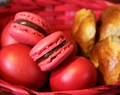 Greek Easter Macarons...