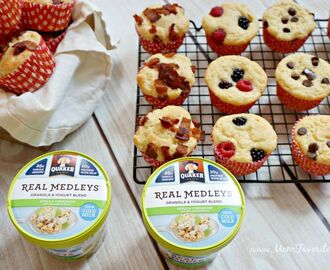 Comment on Grab 'n Go Breakfast: Freezer-Friendly Pancake Muffins Recipe by Katie