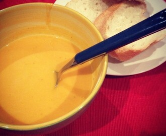 Recipe: Easy Pumpkin Soup