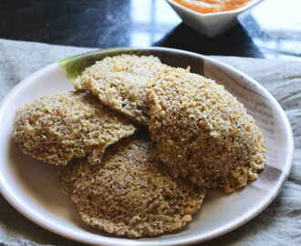Mixed Millet Rava Idli – Healthy Breakfast Recipes