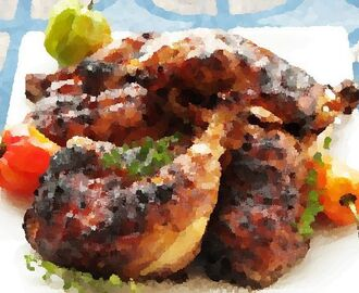 Jerk Chicken – Jamaicaanse kip