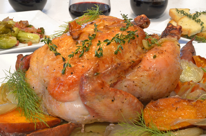Roasted Chicken Recipes You Need to Try Now Featuring Ina Garten's Perfect Roast Chicken
