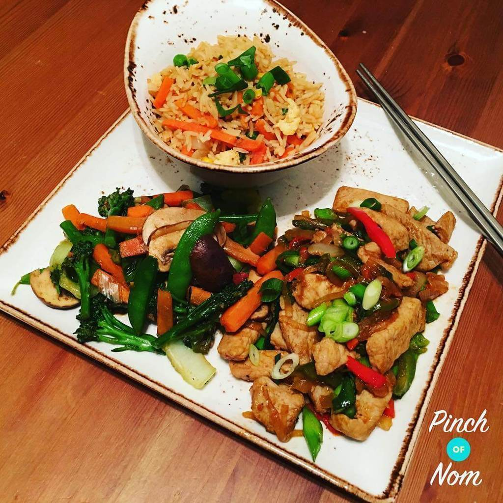 Syn Free Salt and Pepper Pork