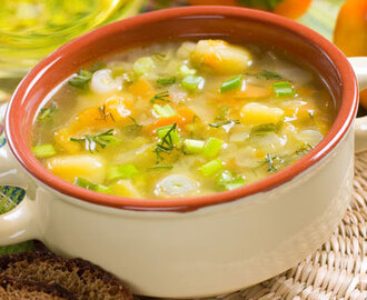 Vegetable Soup Recipe: Comforting Summer Soup