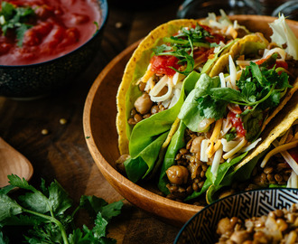 Michael Smith's Meatless Tacos