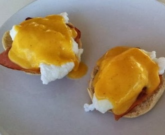 Hollandaise sauce in the microwave