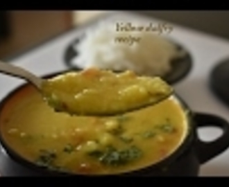 Yellow dal fry recipe, how to make moong dal fry restaurant style at home