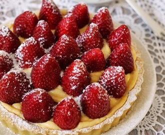 Strawberry Tart (Gordon Ramsay)