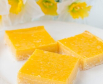 Pineapple Mango Coconut Bars