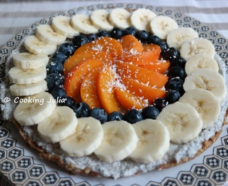 TARTE CRUE MULTIFRUITS