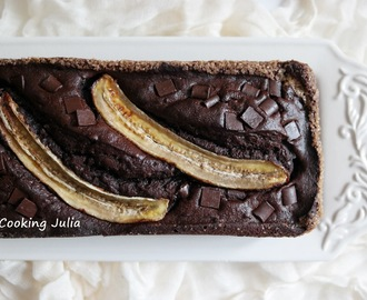 BANANA BREAD DOUBLE CHOCOLAT