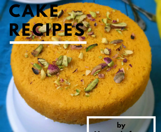 Cake Recipes | Easy Cake Recipes