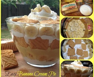 Comment on Easy Banana Cream Pie Recipe by Toni