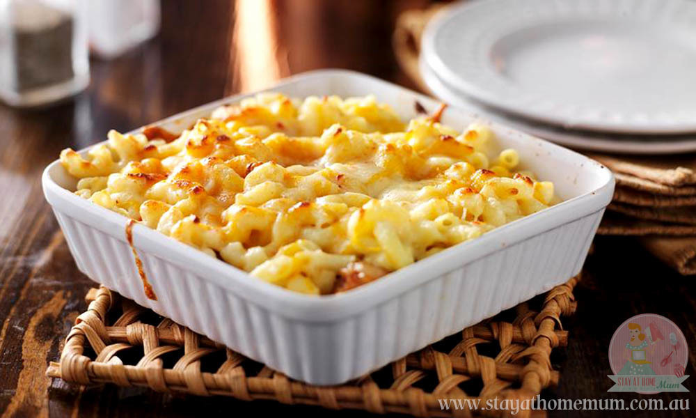 Macaroni Cheese For Under $8!