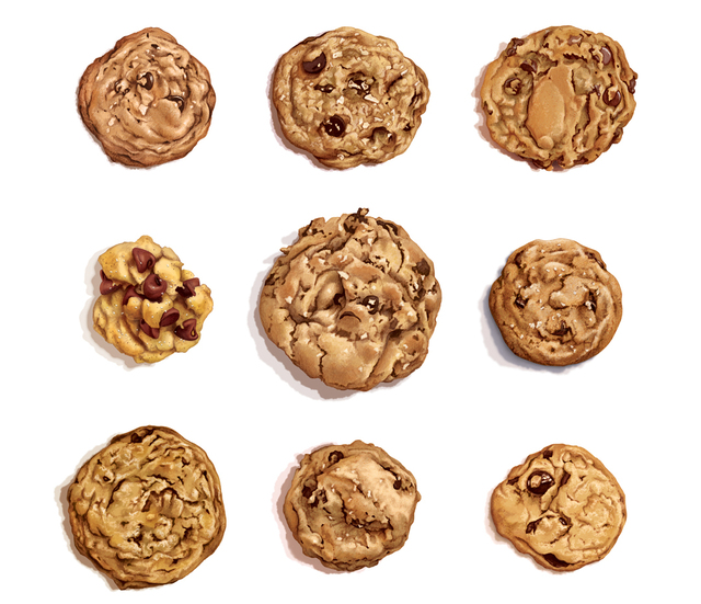 Quest for the Best: Chocolate Chip Cookies