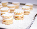 Baking Through Fika: Mini Victoria Sandwich Cakes