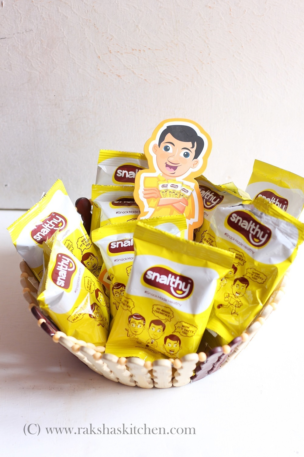 Snalthy Snacks - A Product Review