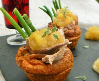 Sage & Onion Yorkshire Puddings (Dairyfree)