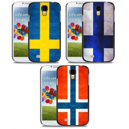 Samsung Galaxy S3 Sverige / Norge / Finland Flagga Norge / Norway