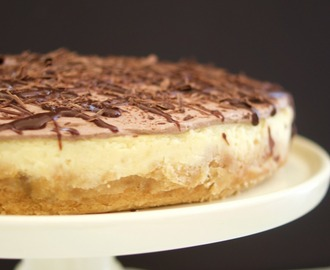 Horchata Mousse Cheesecake + Giveaway