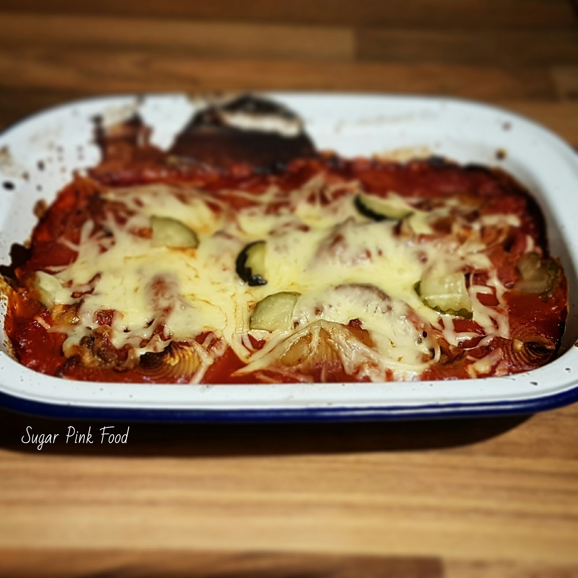 Slimming World Friendly Recipe: Cheeseburger Stuffed Pasta Shells